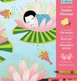 Djeco Djeco DIY Workshop Verfstiften - Waterlelies -7-13Y