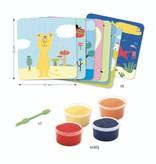 Djeco Djeco DIY Boetseerklei - Dieren - 3-6Y