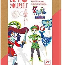 Djeco Djeco DIY Marionetten - Peter Pan  5+