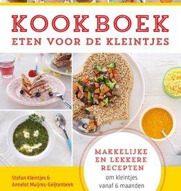 Stefan Kleintjes, Kookboek eten voor de kleintjes.