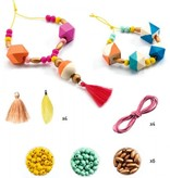 Djeco Djeco DIY Sieraden rijgen Oh! Les Perles - 8-13Y