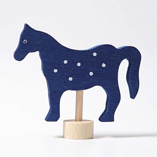 Grimms Grimms Steker Blauwe paard (03537)