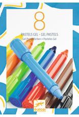 Djeco Djeco Wasco / Paselstiften - Klassiek - 8 stuks