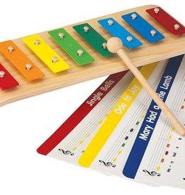 Plan Toys PlanToys  Houten melodie Xylofoon 3Y+