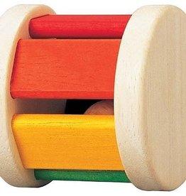 Plantoys Plantoys  Babyspeelgoed Roller - Regenboog