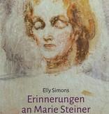 Elly Simons, Erinnerungen an Marie Steiner