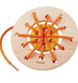 Plan Toys PlanToys Rijgfiguur - Ring 3Y+