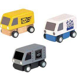 Plantoys PlanToys Delivery Vans 3y+