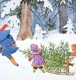 Elsa Beskow, De Kerstboom uit het bos (16022)