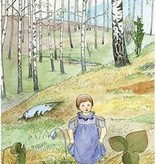 Elsa Beskow, Meisje in het Berkenbos (16369)