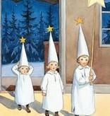 Elsa Beskow,  De drie Sterrendragers (21093)