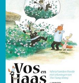 Sylvia vanden Heede, Vos en Haas. Een boek in het bos