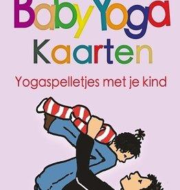 Helen Purperhart, Baby-Yoga kaarten. Yogaspelletjes met je kind