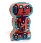 Djeco Djeco Puzzel - Bob the Robot 36pcs 4y+