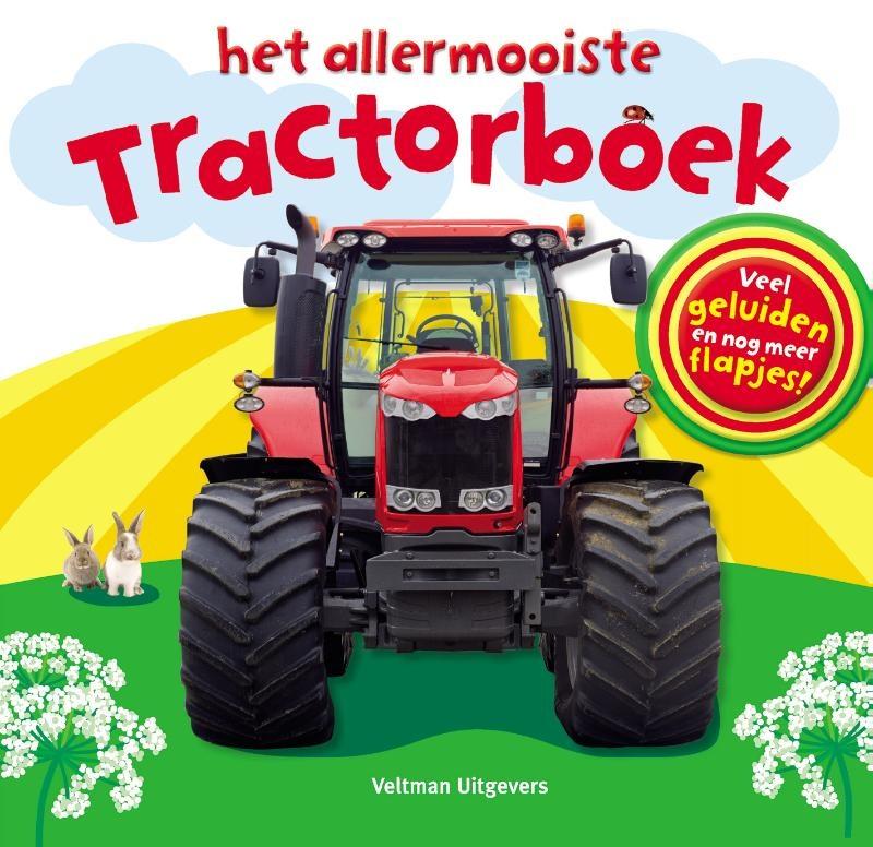 Dawn Sirett, Allermooiste tractorboek