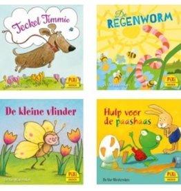 Pixi boekjes 4: 8 Boekjes voor Lente en Pasen