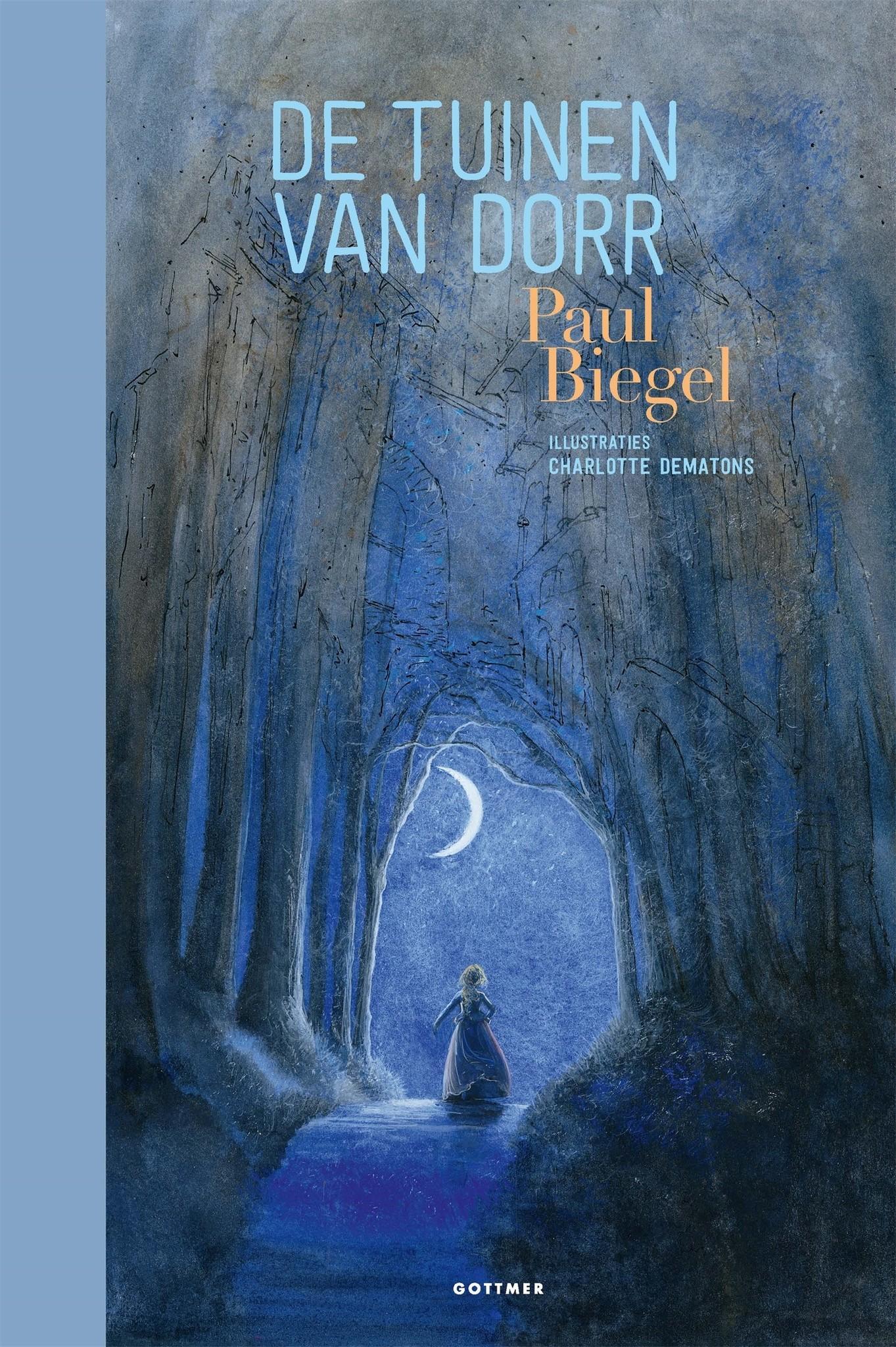 Paul Biegel, De tuinen van Dorr