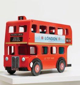 Le Toy Van Le Toy Van - houten Londonse Dubbeldekker bus