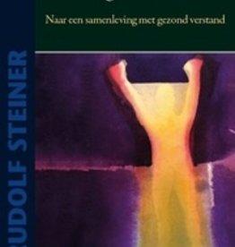 Rudolf Steiner, Uitweg uit de chaos