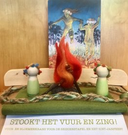 Jaarfeesten in een doosje Jaarfeesten in een doosje - Sint-Jan - Stookt het vuur en zing!
