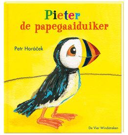 Petr Horacek, Pieter de Papegaaiduiker