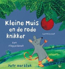 Petr Horacek, Kleine muis en de rode knikker