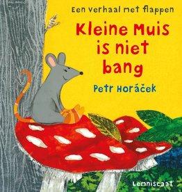 Petr Horacek, Kleine muis is niet bang
