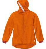Disana Disana jasje gekookte wol - Orange (771)