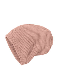 Disana Disana beanie 100% merinowol - Rosé (315)