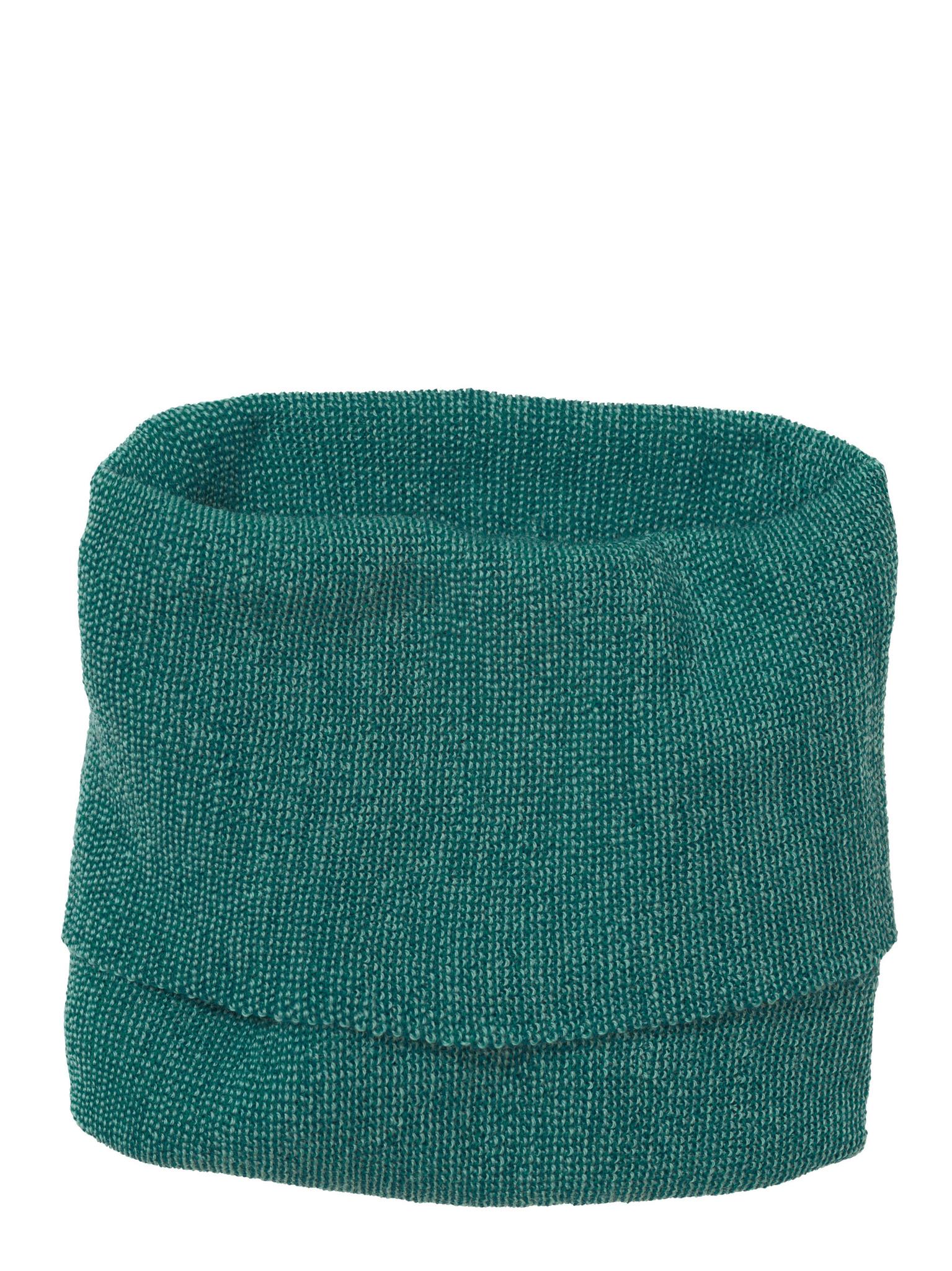 Disana Disana Tube scarf -100% wol - Pacific/Lagoon (981)