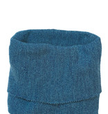 Disana Disana Tube scarf -100% wol - Marine/Lagoon (941)