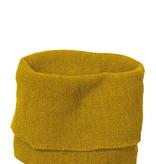 Disana Disana Tube scarf -100% wol - Curry/Gold (978)