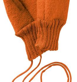 Disana Disana wantjes van gekookte wol - Orange (771)
