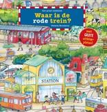 Brockamp, Melanie, Waar is de rode trein
