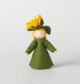 Roemeense Vingerpopjes Zonnebloem  Sunflower Girl