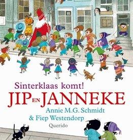 Sinterklaas komt! Jip en Janneke