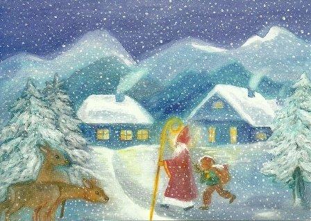 Sinterklaas | Dorothea Schmidt (3720)