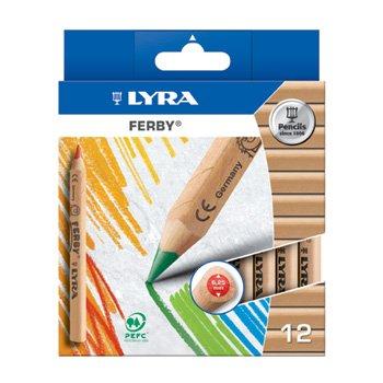 Lyra Ferby kleurpotloden 12 stuks