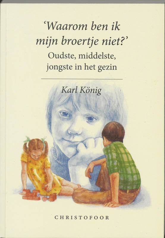 Karl König, Waarom ben ik mijn broertje niet?