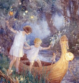 Margaret Tarrant The Boat to Fairyland PCE 004