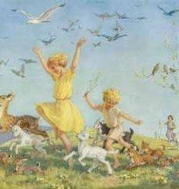 Poster Margaret Tarrant Spring Gaiety