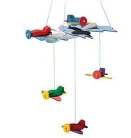 Ostheimer Mobile Vliegtuigen 0090