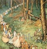 Margaret Tarrant The Fairy Way PCE 020