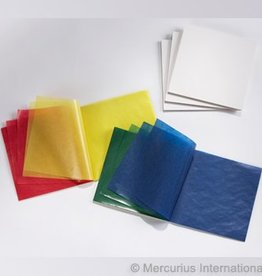 Vliegerpapier blok 16 x 16 cm 100 vel