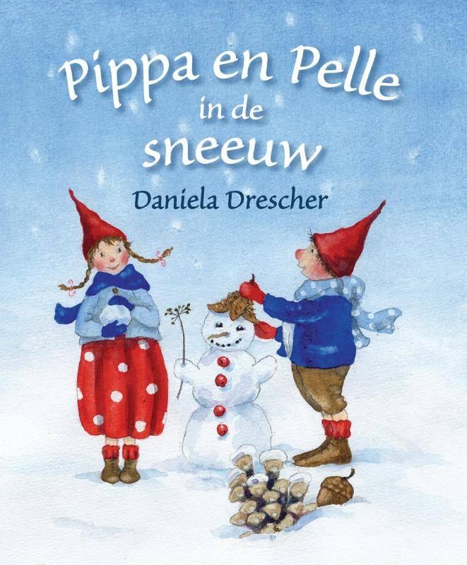 Daniela Drescher, Pippa en Pelle in de sneeuw
