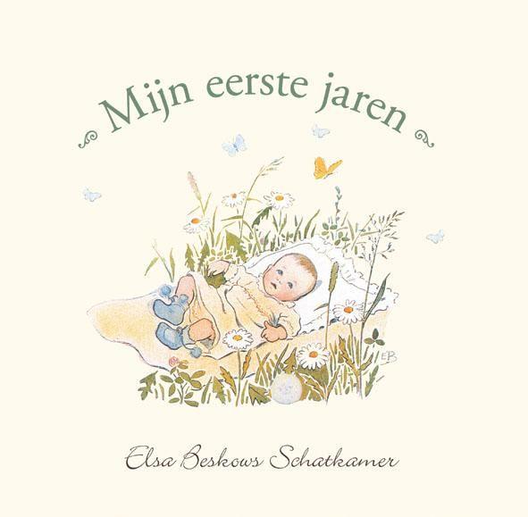 Elsa Beskow, Mijn eerste Jaren