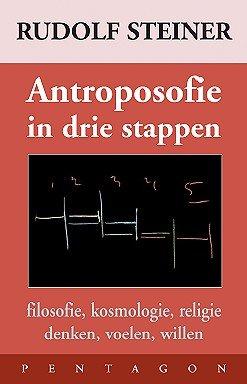 Rudolf Steiner, Antroposofie in drie stappen