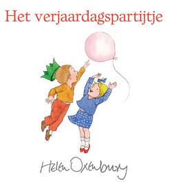 Helen Oxenbury, Het verjaardagspartijtje