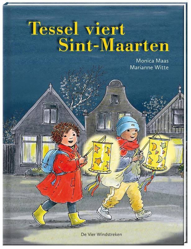 Marianne Witt, Tessel viert Sint-Maarten