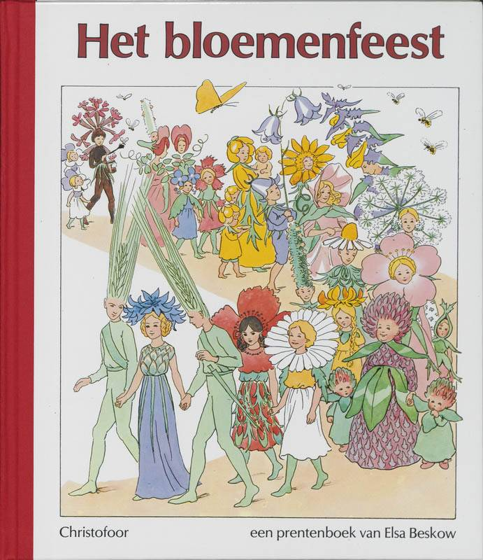 Elsa Beskow, Het bloemenfeest